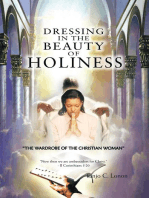 Dressing in the Beauty of Holiness