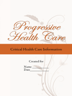 Progressive Health Care