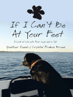 If I Can't Be at Your Feet