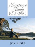 Scripture Study Journal
