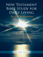 New Testament Bible Study for Daily Living