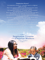 Inspiration Vitamin for Christian Mothers