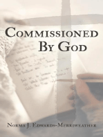 Commissioned by God