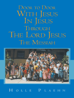 Door to Door with Jesus in Jesus Through the Lord Jesus the Messiah