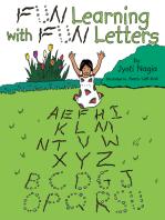 Fun Learning with Fun Letters
