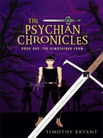 The Psychian Chronicles: Book One: the Kimoshiran Form
