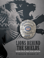 Lions Behind the Shields