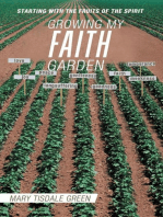 Growing My Faith Garden