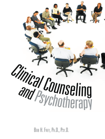 Clinical Counseling and Psychotherapy
