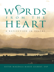 Words from the Heart: A Reflection in Poetry