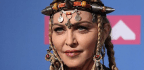 Madonna Honors Aretha Franklin By Telling Her Own Life Story At 2018 MTV VMAs