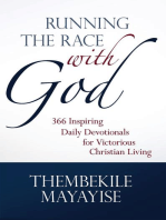 Running the Race with God