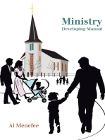 Ministry Developing Manual