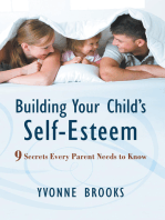 Building Your Child's Self-Esteem
