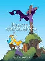 A Prayer for Supernatural Favor