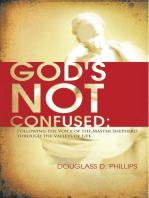 God's Not Confused
