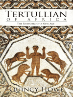 Tertullian of Africa