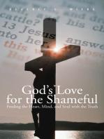 God'S Love for the Shameful