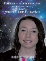 Poetry – with Psychic Medium Poet and Writer Kirsty Taylor