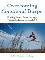 Overcoming Emotional Burps
