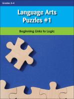 Language Arts Puzzles #1