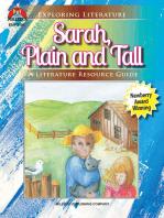 Sarah, Plain & Tall