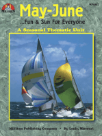 May - June Fun and Sun for Everyone