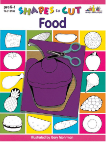 Shapes to Cut: Food