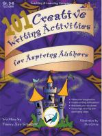 101 Creative Writing Activities