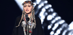 The Story Behind Madonna's Silver Horns At The VMAs