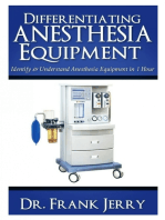 Differentiating Anesthesia Equipment