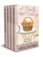 Psychic Cafe Mysteries Box Set 1