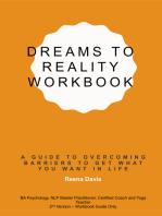 Dreams to Reality Workbook