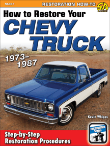 How to Restore Your Chevy Truck: 1973-1987