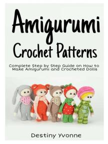 Amazon.com: Forest Friends: Amigurumi Crochet Pattern (Easy ... | 287x216