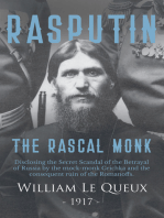 Rasputin the Rascal Monk