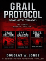 Grail Protocol Complete Trilogy