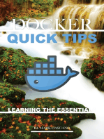 Docker Quick Tips