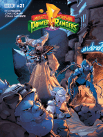 Mighty Morphin Power Rangers #21
