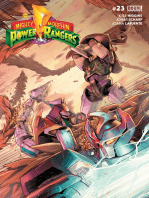 Mighty Morphin Power Rangers #23