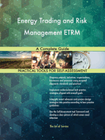 Energy Trading and Risk Management ETRM A Complete Guide
