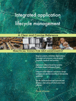 Integrated application lifecycle management A Clear and Concise Reference