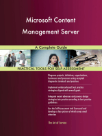 Microsoft Content Management Server A Complete Guide