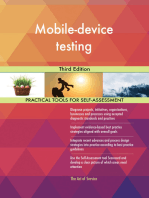 Mobile-device testing Third Edition