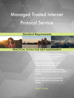 Managed Trusted Internet Protocol Service Standard Requirements
