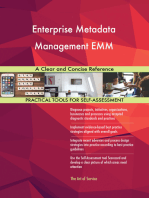 Enterprise Metadata Management EMM A Clear and Concise Reference