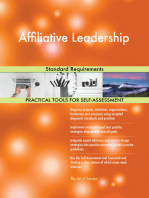 Affiliative Leadership Standard Requirements