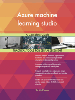 Azure machine learning studio A Complete Guide