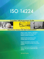ISO 14224 Complete Self-Assessment Guide