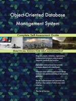 Object-Oriented Database Management System Complete Self-Assessment Guide